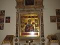 kiot z ikoną św. Mikołaja