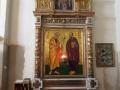 kiot z ikoną św. Apostołów Piotra i Pawła