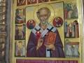 Św. Mikołaj arcybiskup Mir Licyjskich. Autor Natalia Oniśko.