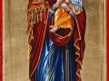 Matka Boża Hodegetria. Autor nieznany.
