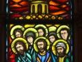 Opieka Matki Bożej, Zastępy Świętych (prawy)