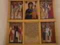 Kompozycja pościęcona III-VII Soborom Powszechnym