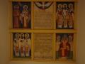 Kompozycja poświęcona I i II Soborom powszechnym