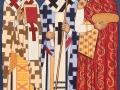 Św. Flawian, pap. Leon, ces.Justynian, 2018, Stanisław Sekuła