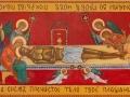 Płaszczanica (Całun Chrystusa). Edyta Bucka, Warsztaty 2011.