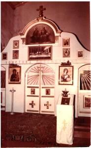 Ikonostas 1980